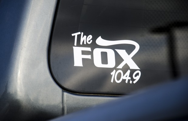"The Brand New ""Fox Thermal Die-Cut Window Decal"""