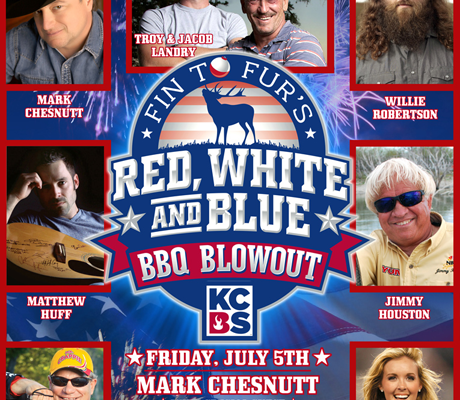Red, White, and Blue BBQ Blowout!