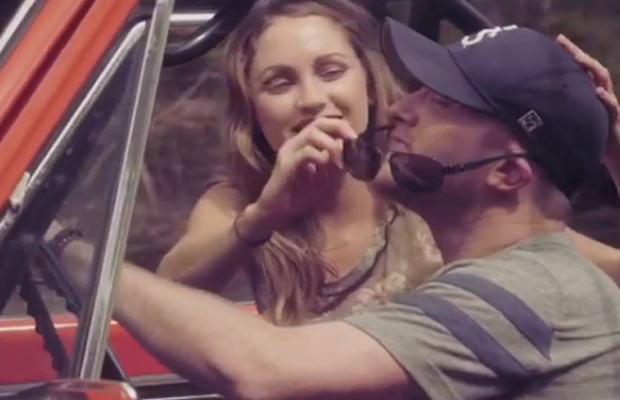 "Watch New Cole Swindell ""Chillin It"" video"