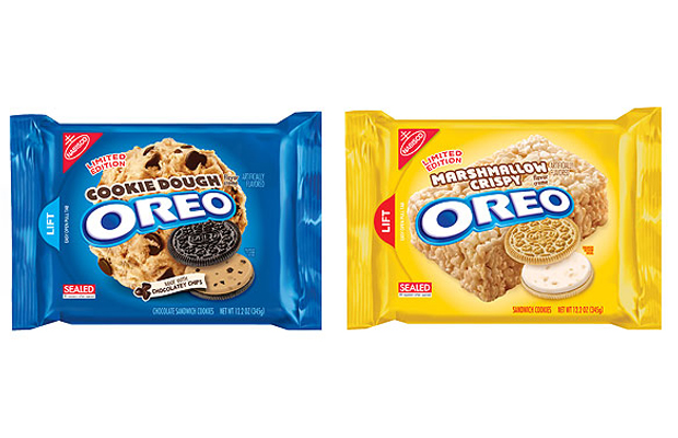 Oreo Announces Two New Flavors of Awesomeness